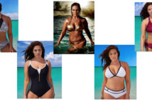 Curve-Friendly Swimsuits by Model Ashley Graham for SwimsuitsForAll