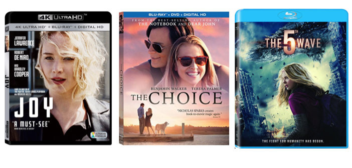 NEW This Week on Blu-ray and DVD