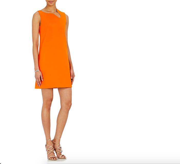 Victoria Beckham Cady Minidress 2