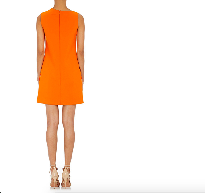 Victoria Beckham Cady Minidress 3