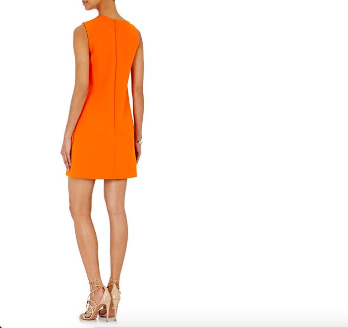 Victoria Beckham Cady Minidress 4