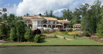 $10.5 Million Lakefront Opulent Estate in Greensboro Georgia