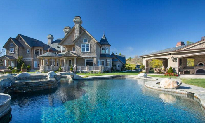 $11.9 Million Heartridge Estate in Thousand Oaks California 14