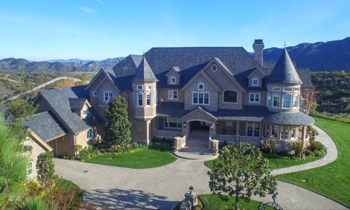 $11.9 Million Heartridge Estate in Thousand Oaks California 2
