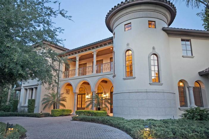 $2.8 Million Exceptional Estate in Orlando Florida
