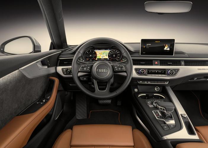 2017-Audi-A5-Inerior