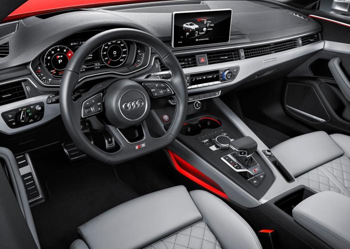 2017-Audi-S5-Inerior