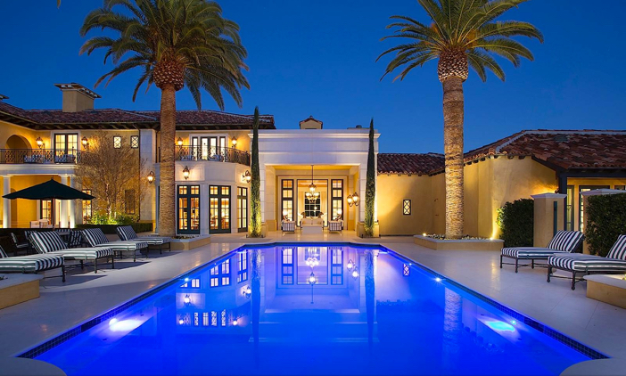 $22 Million Palatial Rameses Estate in Las Vegas Nevada 23