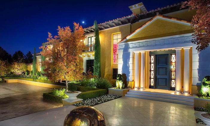 $22 Million Palatial Rameses Estate in Las Vegas Nevada 3