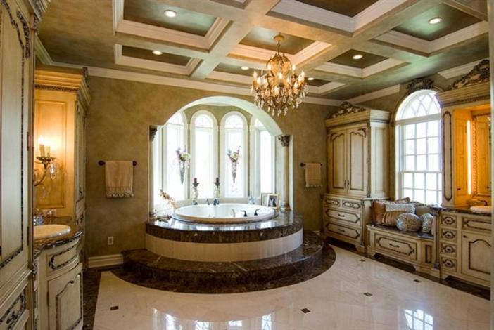 $3.9 Million Exquisite European Manor in Indian Hill Ohio 12