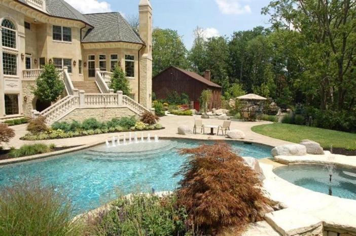 $3.9 Million Exquisite European Manor in Indian Hill Ohio 16