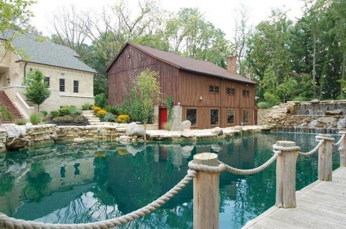 $3.9 Million Exquisite European Manor in Indian Hill Ohio 17
