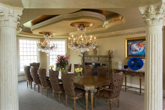 $3.9 Million Exquisite European Manor in Indian Hill Ohio 6