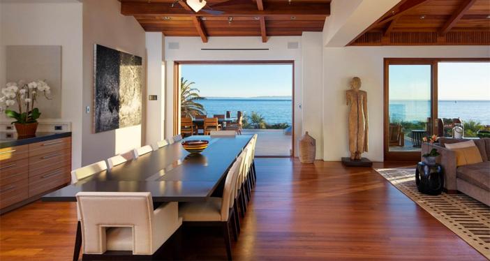 $37.5 Million Contemporary Mansion in Montecito California 11