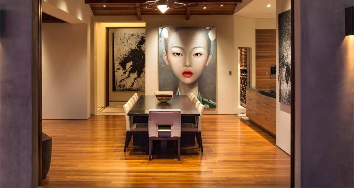 $37.5 Million Contemporary Mansion in Montecito California 12