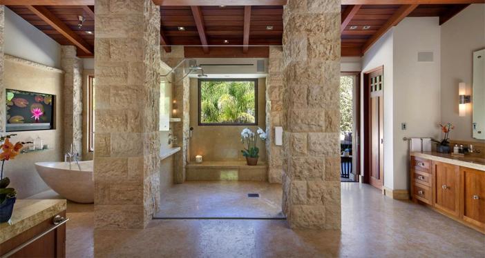 $37.5 Million Contemporary Mansion in Montecito California 15
