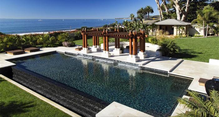$37.5 Million Contemporary Mansion in Montecito California 2