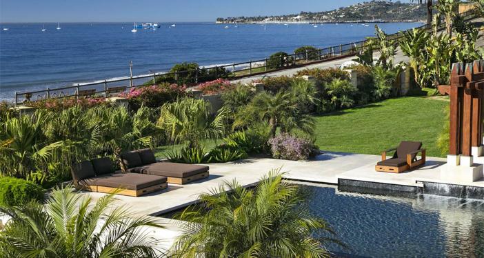 $37.5 Million Contemporary Mansion in Montecito California 3