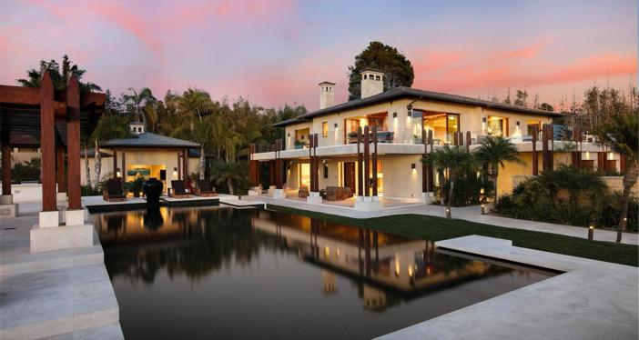 $37.5 Million Contemporary Mansion in Montecito California 4