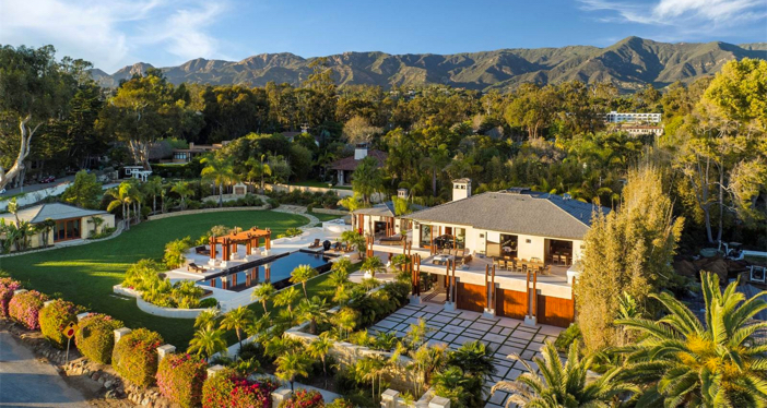 $37.5 Million Contemporary Mansion in Montecito California 7