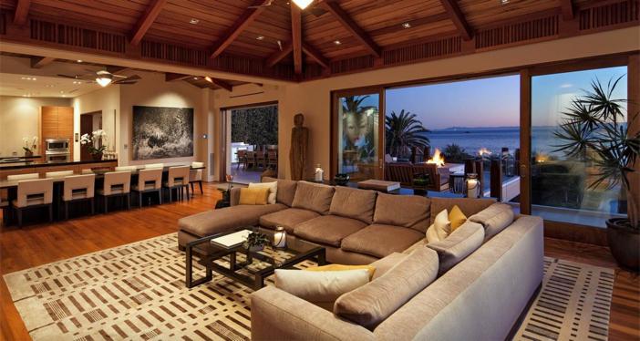 $37.5 Million Contemporary Mansion in Montecito California 8