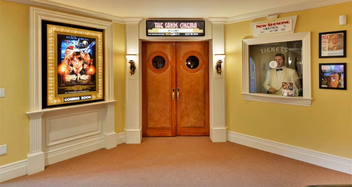 $9.9 Million Luxury Entertainer's Mansion in Alpine New Jersey 10