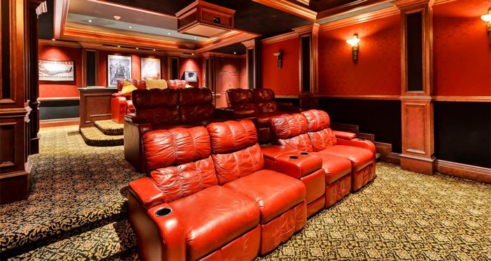 $9.9 Million Luxury Entertainer's Mansion in Alpine New Jersey 11