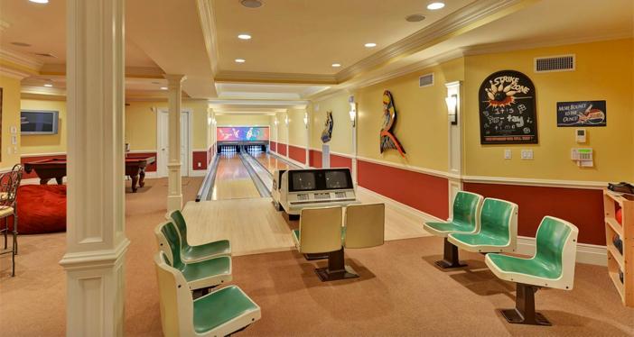 $9.9 Million Luxury Entertainer's Mansion in Alpine New Jersey 12