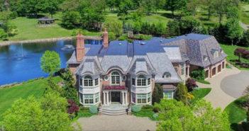 $9.9 Million Luxury Entertainer's Mansion in Alpine New Jersey 2