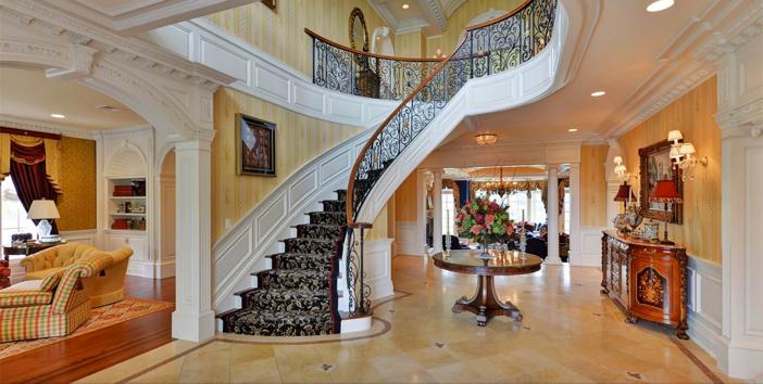 $9.9 Million Luxury Entertainer's Mansion in Alpine New Jersey 4