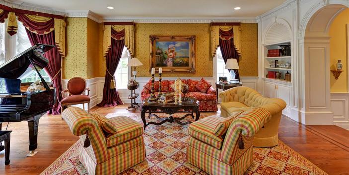 $9.9 Million Luxury Entertainer's Mansion in Alpine New Jersey 5