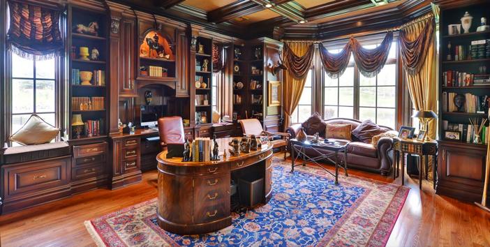 $9.9 Million Luxury Entertainer's Mansion in Alpine New Jersey 6