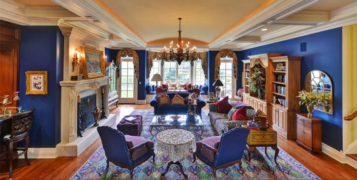 $9.9 Million Luxury Entertainer's Mansion in Alpine New Jersey 7