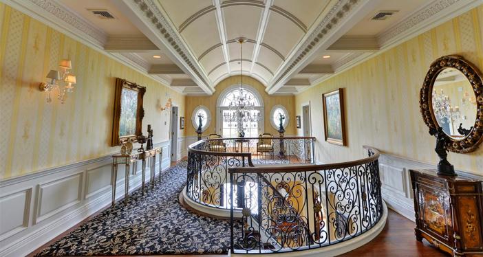 $9.9 Million Luxury Entertainer's Mansion in Alpine New Jersey 9