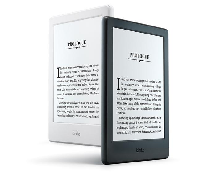 Amazon-Kindle-White-Black