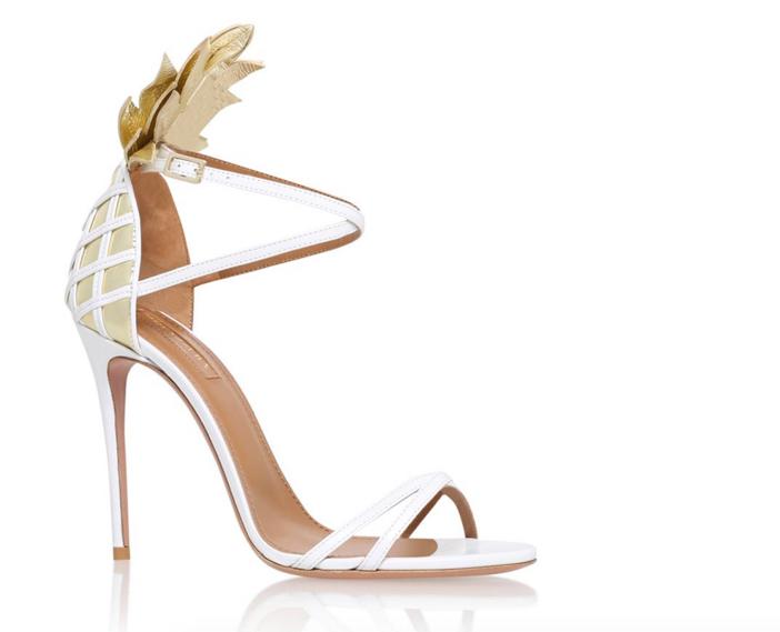 Aquazzura Pina Colada Sandal 2