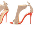 Giuseppe Zanotti Cutout-Side Glove Sandal 4