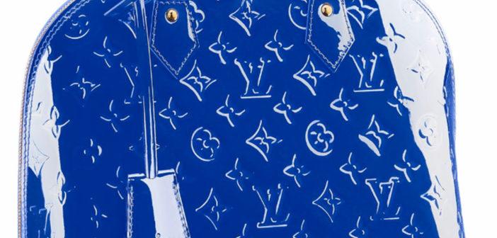 Shine Bright with Louis Vuitton's Alma PM Luxury Monogrammed Handbag