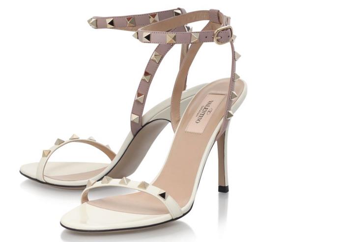 Valentino Rockstud 100 Sandal 2