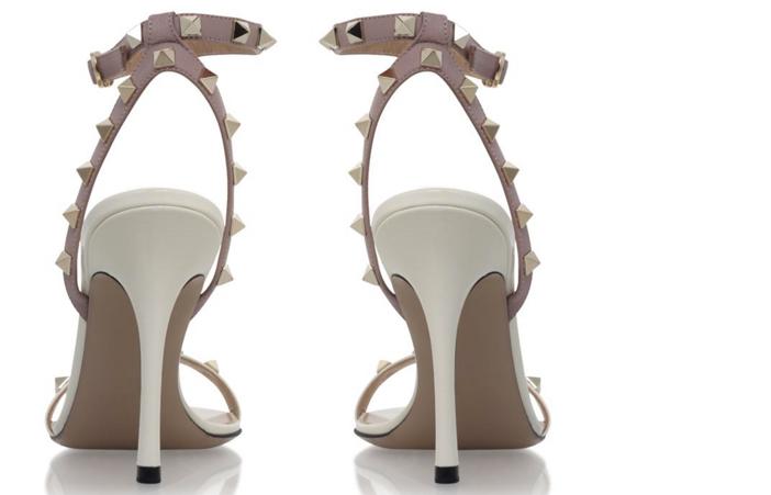 Valentino Rockstud 100 Sandal 3