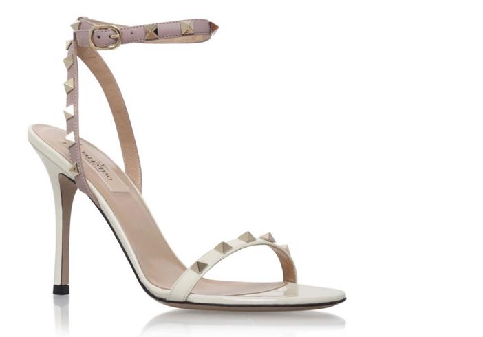 Valentino Rockstud 100 Sandal