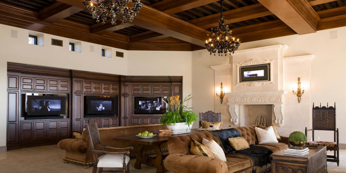 $15.9 Million Casa Piena Mansion in California 4