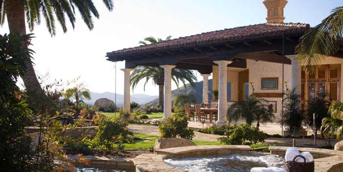 $15.9 Million Casa Piena Mansion in California 7