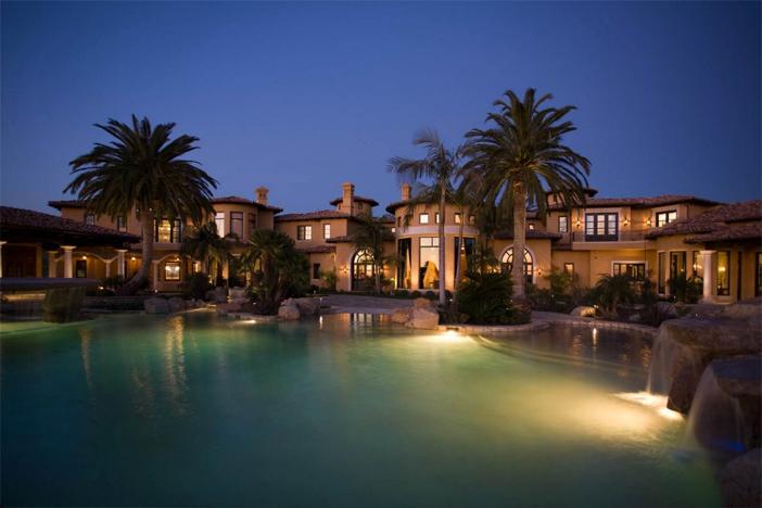 $15.9 Million Casa Piena Mansion in California