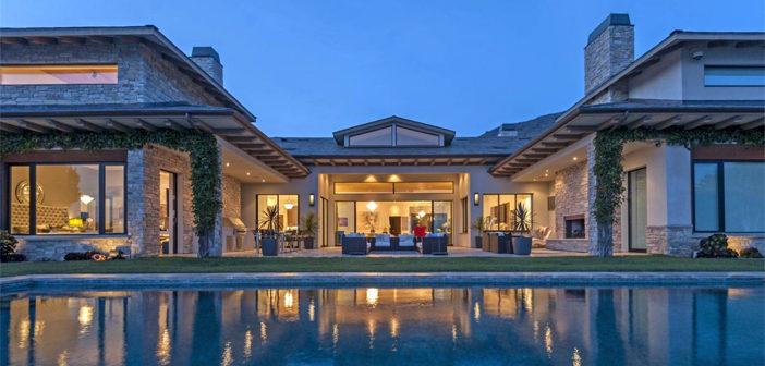 Estate of the Day: $24.9 Million Splendid Marisol Estate in Malibu, California