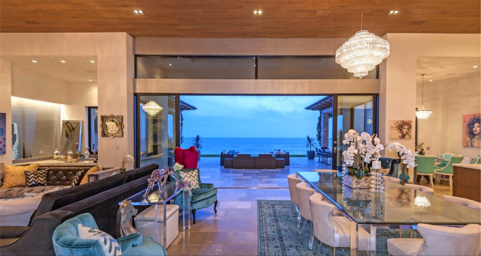 $24.9 Million Splendid Marisol Estate in Malibu California 3