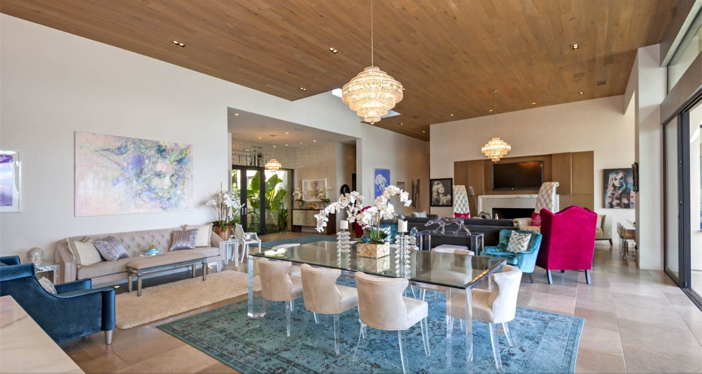$24.9 Million Splendid Marisol Estate in Malibu California 8