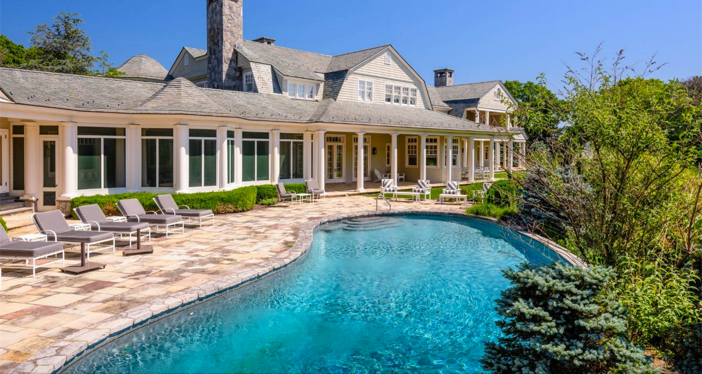 $75 Million Burnt Point Mansion in Wainscott New York 15
