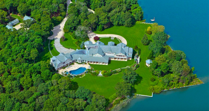 $75 Million Burnt Point Mansion in Wainscott New York 2