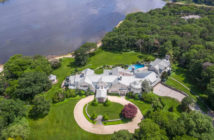 $75 Million Burnt Point Mansion in Wainscott New York
